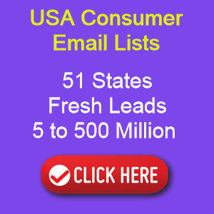 usa consumers email list us