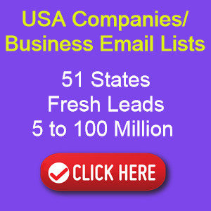 business email list usa