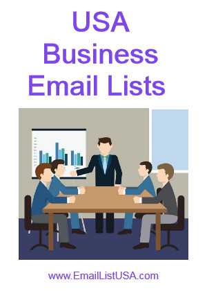 business email lists usa