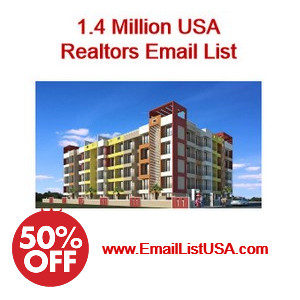 email list of realtors