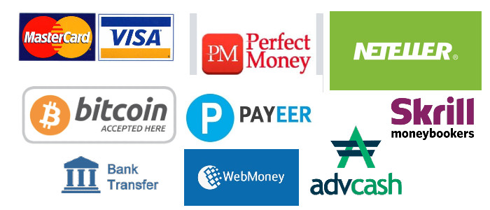 payment options email list usa