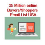 online buyers email list