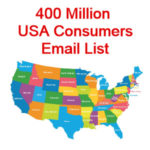 USA consumer email list 2020