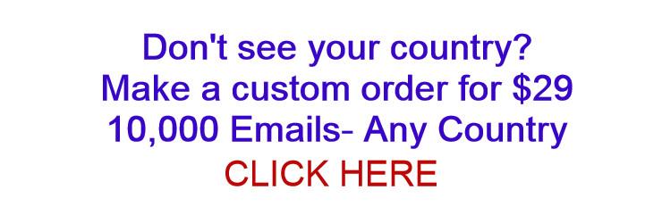 custom order email
