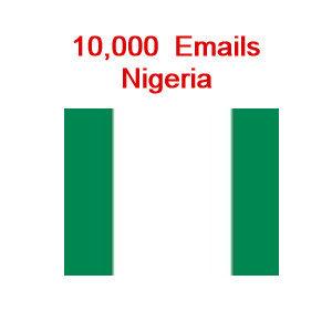 nigerian emails list