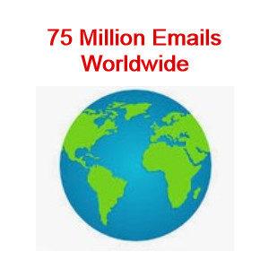 worldwide email list worldwide email address