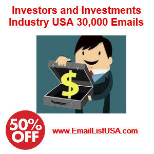 investors investment email list