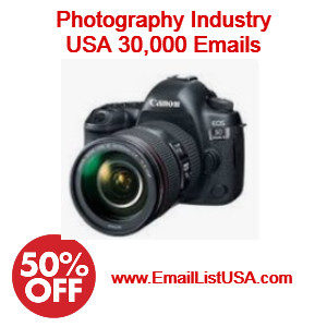 photography email list