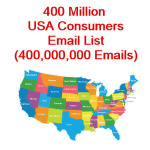 usa consumer email address list