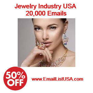 jewelry email list